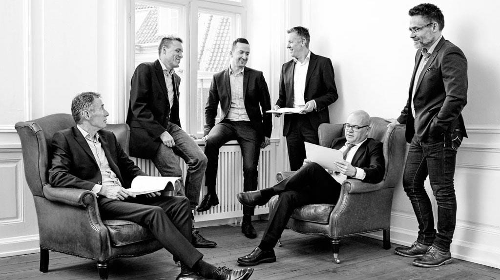 Maj Invest Asset Management team